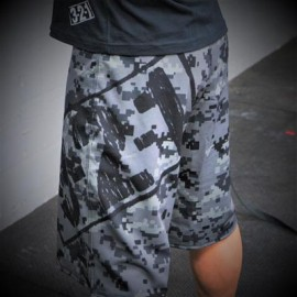 321 APPAREL - Mens Logo Shorts