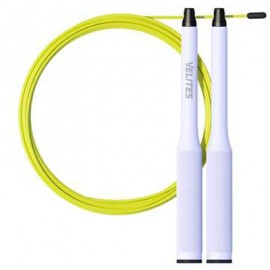 """VELITES """"FIRE 2.0 - Silver""""  Jump Rope"""