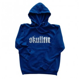 "SKULLFIT -  ""Blue Hood"" Sweat-shirt"