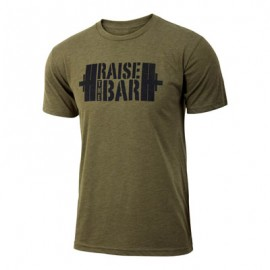 "JUMPBOX FITNESS - ""RAISE THE BAR"" Men T-shirt"