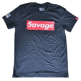 """SAVAGE BARBELL - Men T-Shirt """"Savage Box"""""""