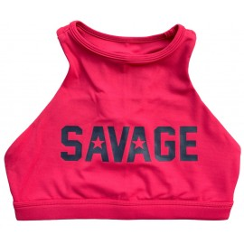 drwod_Savage_barbell_sports_bras_high_neck_rose
