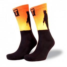"WODSOX - ""JT"" socks"