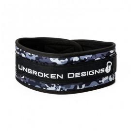 "UNBROKEN DESIGNS - ""Camouflage"" Lifting Belt"