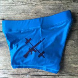 THE BARBELL CARTEL - Womens Comp Shorts