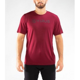 VIRUS - PC109 | T-shirt Forever Maroon