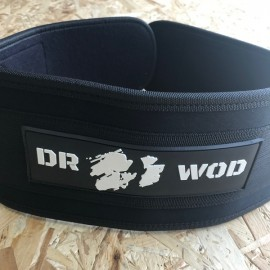 "DR WOD - 4"" Weightlifting Belt"