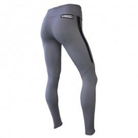 "SAVAGE BARBELL - Women Leggings ""Alloy"""