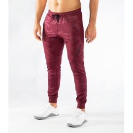 VIRUS - AU26 | Maroon Camo - ICONX BIOCEDRAMIC Performance Pant