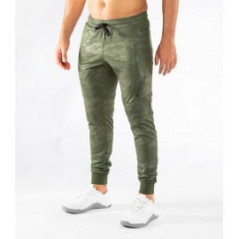 VIRUS - AU26 | Olive Green Camo - Pantalon ICONX Bioceramic Performance