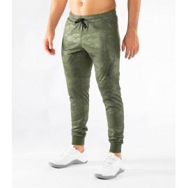VIRUS - AU26 | Olive Green Camo - Pantalones ICONX Bioceramic Performance