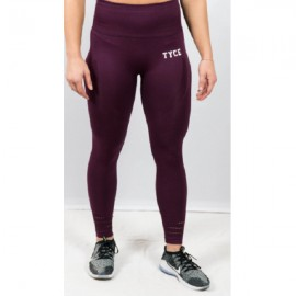 TYCE - Leggings Athena Plum