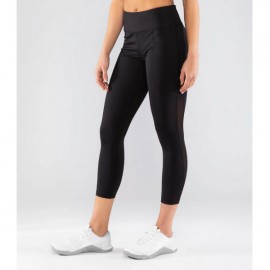 VIRUS - ECo53.5 | Lux Mesh Stay Cool - Leggings 7/8 Compression Black