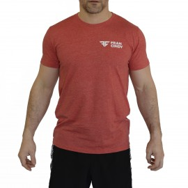 FRAN CINDY - Red Men's Tee