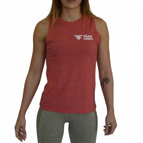 FRAN CINDY -   Women's Tank Red