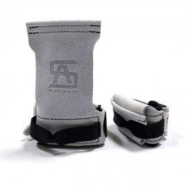 "RX SMART GEAR - ""ALEC SMITH Signature"" Leather Hand Grips"