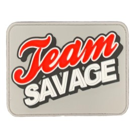 SAVAGE BARBELL - Texas Savage PVC Velcro Patch