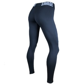 SAVAGE BARBELL - Leggings Waist-Band-Ankle Length