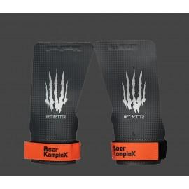 BEAR KOMPLEX - 3- no hole Carbon Hand Grips