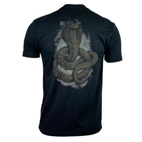 "SAVAGE BARBELL - Men'sT-Shirt ""COBRA"""