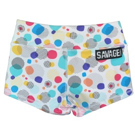 """SAVAGE BARBELL - Women Booty """"DOTS"""""""