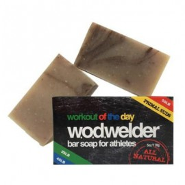 WOD WELDER - Natural Bar Soap - Peppermint / Eucalyptus