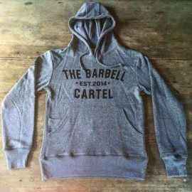 THE BARBELL CARTEL - Unisex CLASSIC LOGO Sweat-shirt